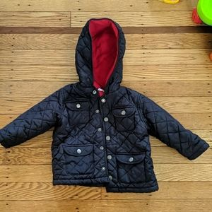 Fall jacket 12 mos